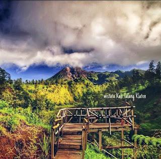 Wisata Kalitalang Klaten