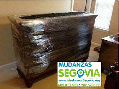 Mudanzas Álava Segovia