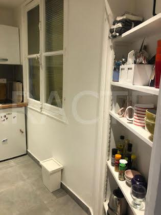 Vente studio 15,6 m2