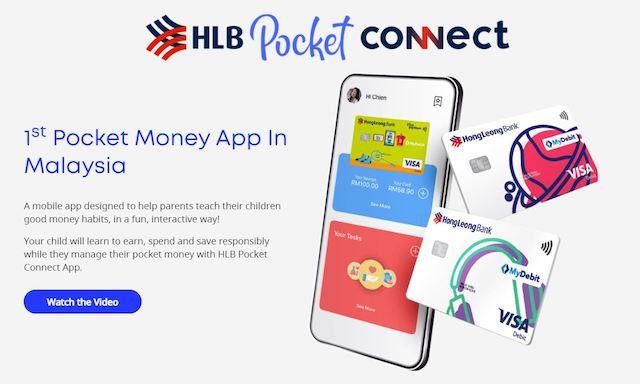 Hong Leong Pocket Connect - Raising Money Savvy Kids