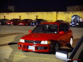 Turbocharged Toyota starlet