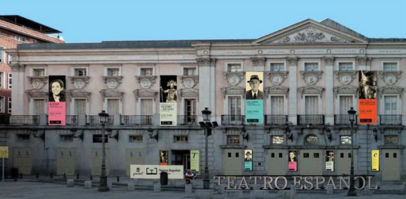 Nuevo espacio Pérez Galdós para tertulias literarias en el Teatro Español
