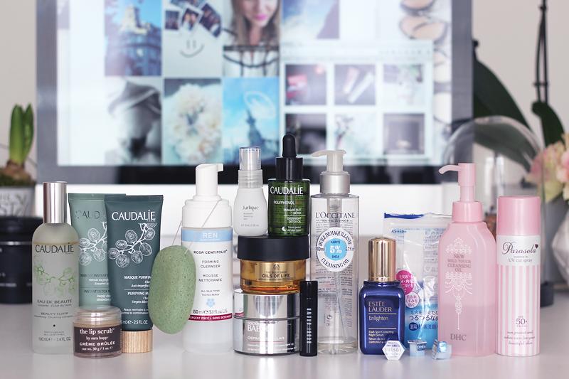 favoriete producten van 2015 – skincare