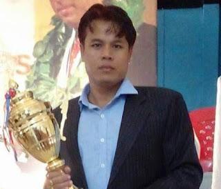 Cheniram Pegu online chess