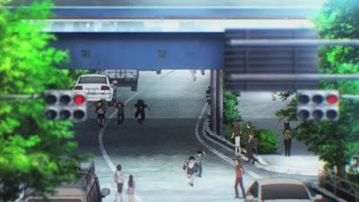 GATE 1 026 - 【聖地巡礼】GATE(ゲート) 自衛隊 彼の地にて、斯く戦えり@銀座・新橋駅・まさかの痛車と遭遇
