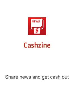 nuyul cashzine dengan cepat