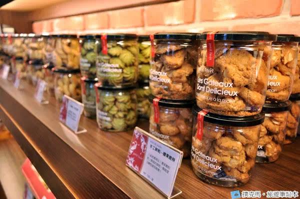 富林園洋菓子燒果子手工餅乾