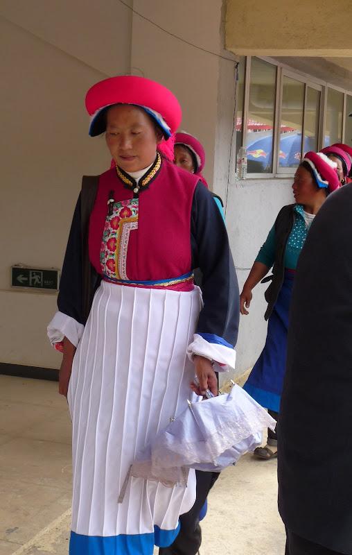 Chine. Yunnan.Shangri la Course hippique annuelle - P1250682.JPG