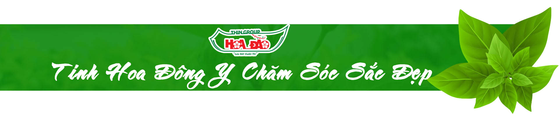 banner quảng cáo trang chủ