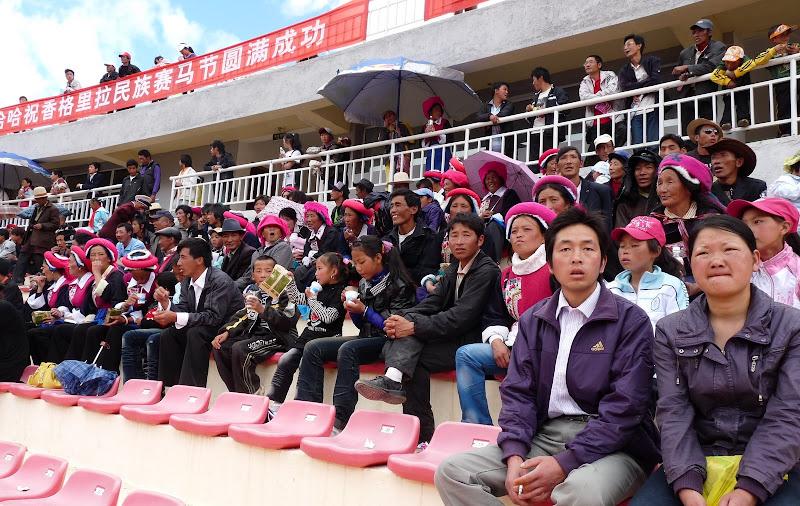 Chine. Yunnan.Shangri la Course hippique annuelle - P1250698.JPG