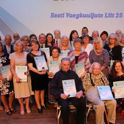 Eesti Vaegkuuljate Liidu 25. tegevusaasta konverents Viljandis