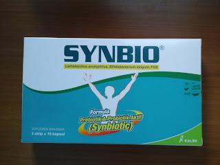 Synbio Formula Probiotik