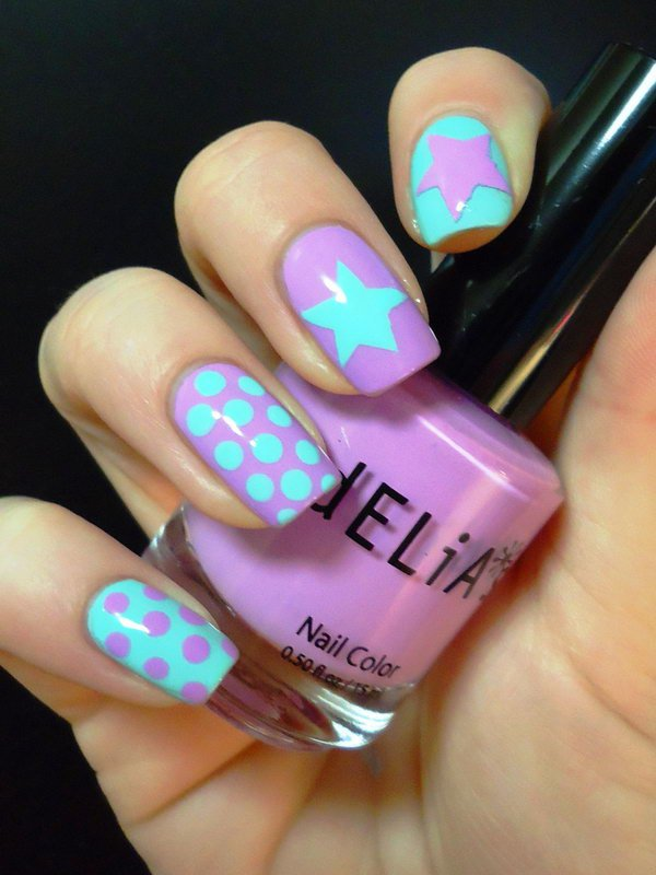 Nail Art Designs For Girls