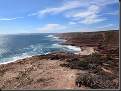170506 065 Coastline Near Kalbarri