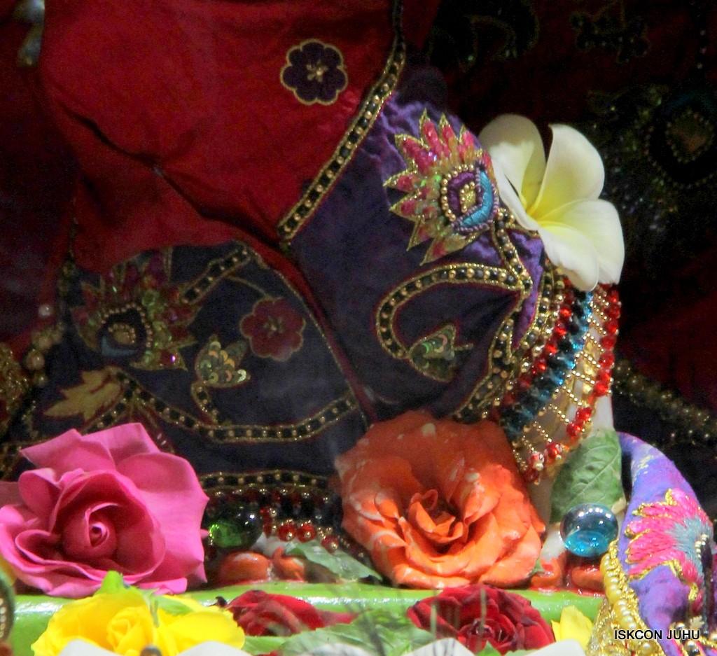 ISKCON Juhu Sringar Deity Darshan 20 Jan 2017 (13)
