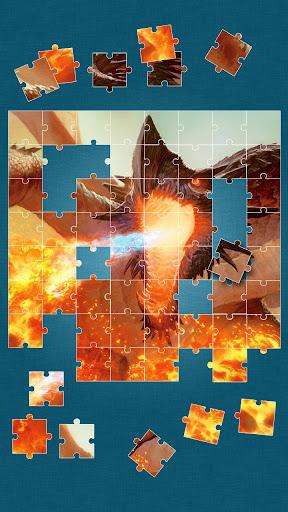 Dragon Jigsaw Puzzle Game screenshot 11