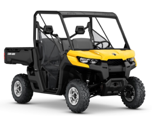 Brp Boldly Enters Utility Recreation Segment With 2016 Can