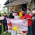 Arip dan KIR BDDB Gelar Aksi Sosial
