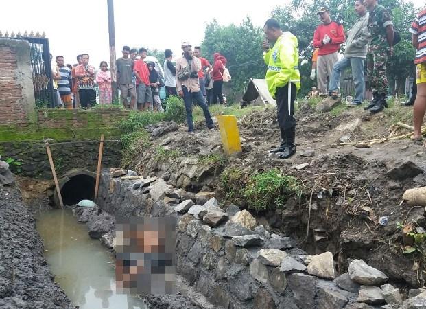 Penemuan Mayat tanpa identitas, gegerkan warga Ngawi