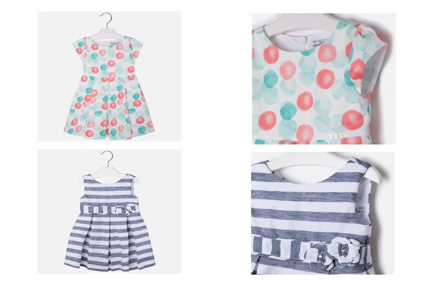 vestidos marineros para niñas