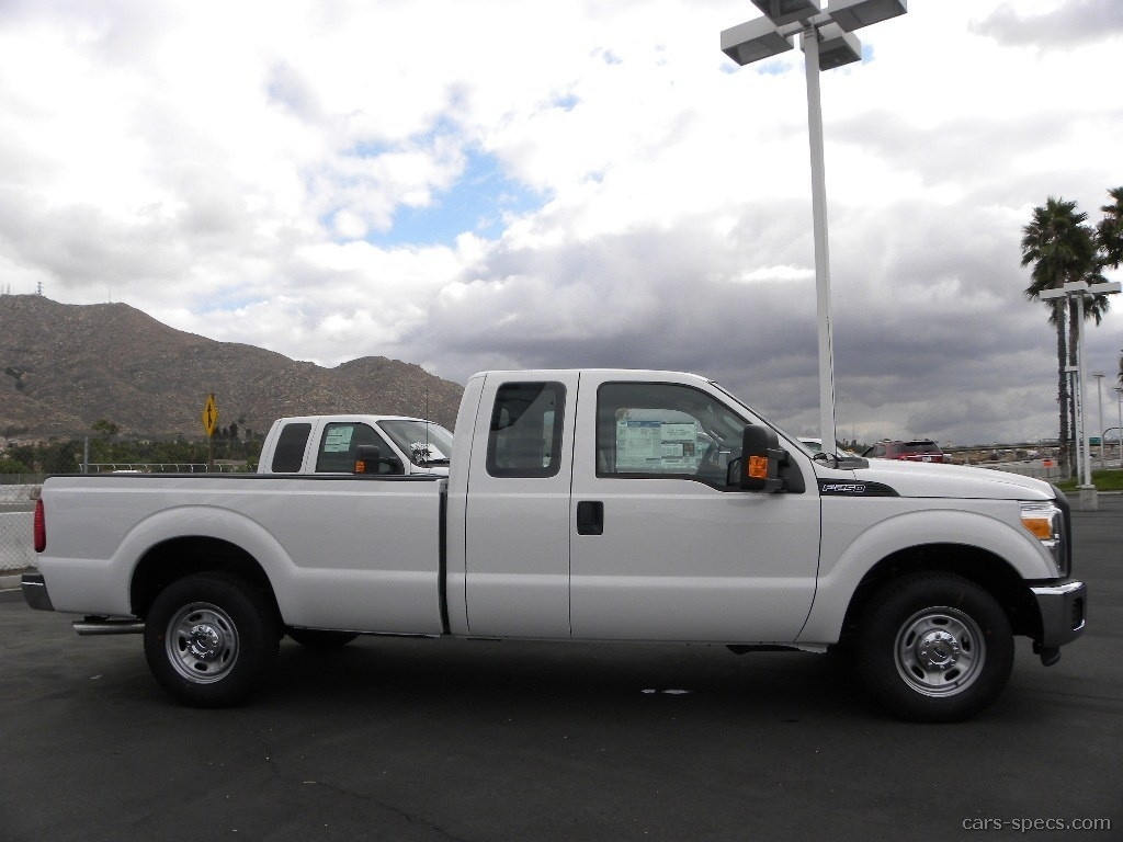 Ford F250 Fuel Tank Size >> 2001 Ford F-250 Super Duty SuperCab Specifications, Pictures, Prices