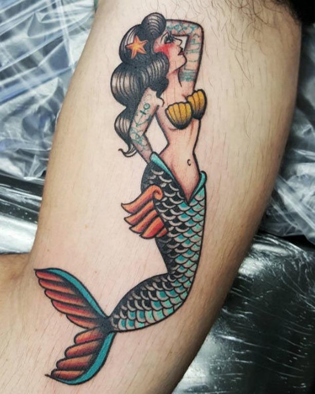 este_neo_tradicional_sereia_tatuagem