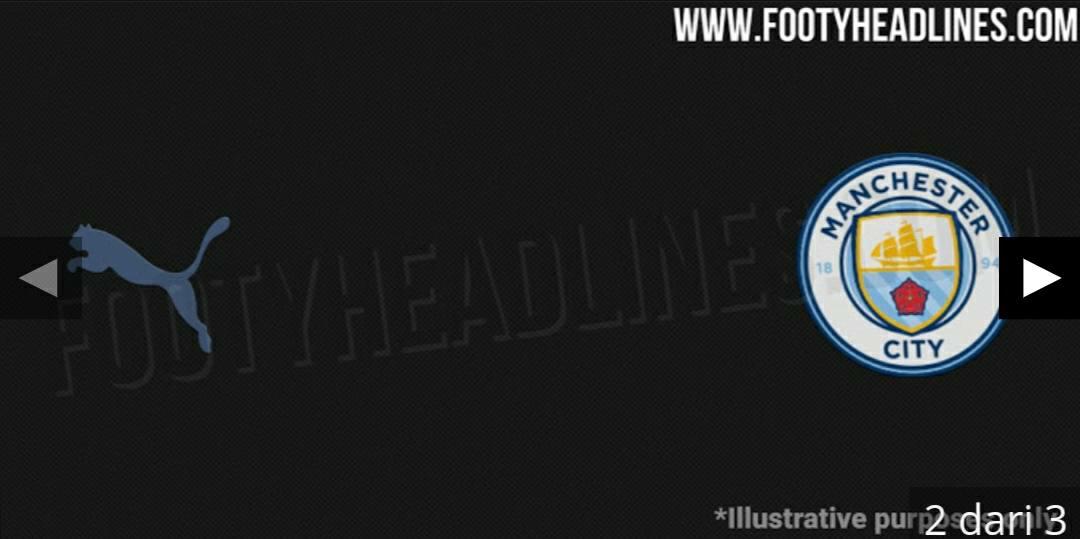 gambar template desain jersey man city musim 2020-2021