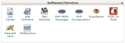 Panel software/Services