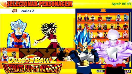 SAIU! NEW DRAGON BALL TENKAICHI TAG TEAM (Mod) ULTIMATE SUPER WARRIORS (V6+DOWNLOAD) (PPSSPP)