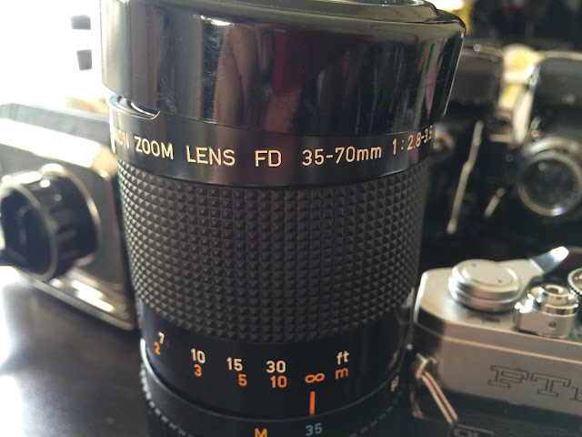 FD35〜70 f2.8〜3.5