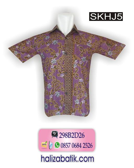 model atasan batik, baju batik terbaru, motif baju batik