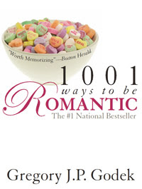 Cover of Gregory Godek's Book 1001 Ways To Be Romantic
