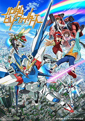 Gundam Build Fighters Preview Image