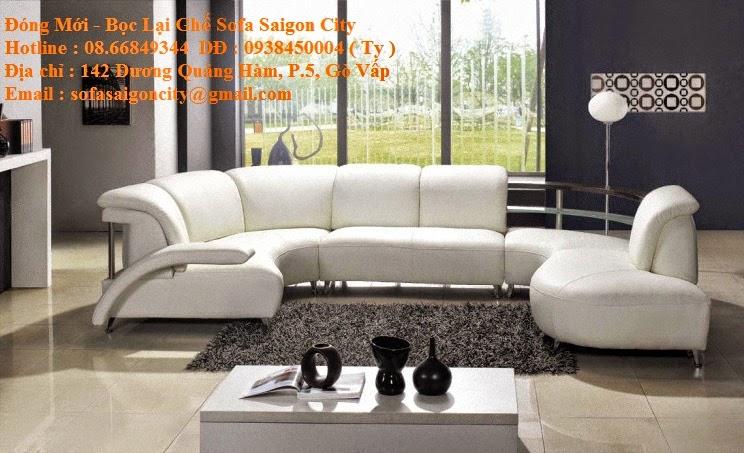 Bọc ghế nệm quận Bình Thạnh -  Bọc ghế sofa quận Gò Vấp - Phú Nhuận - Quận 12 - 3