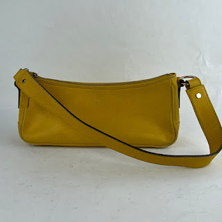 Kate Spade Yellow Shoulder Bag