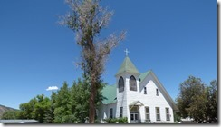 Ridgway Community Church, Ridgway Colorado