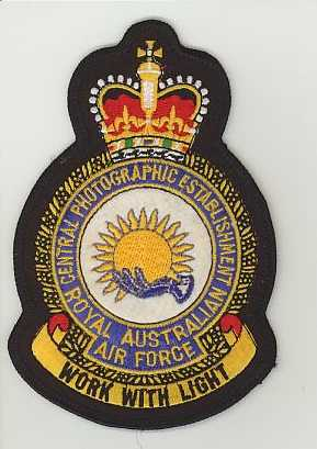 RAAF Central Photograpic Establisement crown.JPG