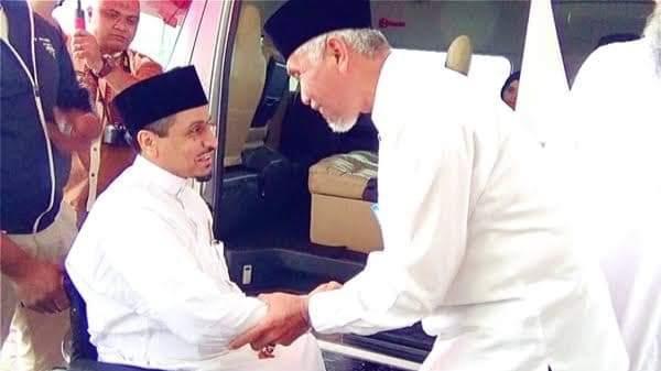 Sebut Dekat dengan Al Quran, Syekh Khalid Al Hamudi Tegaskan Warga Padang Beruntung Memiliki Pemimpin Seperti Mahyeldi.