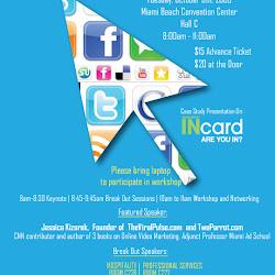 Social Media Marketing Seminar, Miami Beach Convention Center