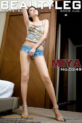 [Beautyleg]No.249 Miya