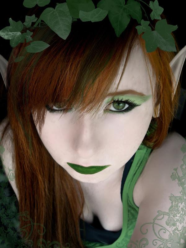 Elven Beauty By Kryms0n, Elven Girls