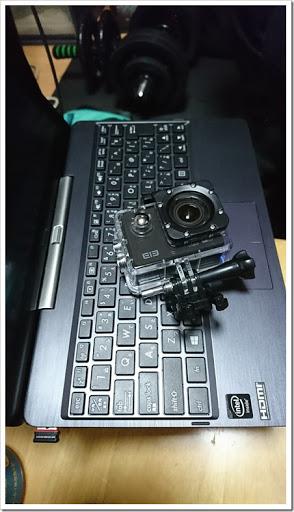 DSC 1046 thumb%25255B3%25255D - 【ガジェット】「Elephone ELE Explorer 4K Ultra HD WiFi Action Camera」レビュー!あのGoProを超えた!?こいつぁすげぇ。【アクションカメラ4K撮影可能】(継続レビュー中)