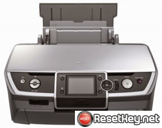 Epson R360 Waste Ink Pads Counter Reset Key