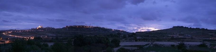 Photo: Mdina In the Sunset