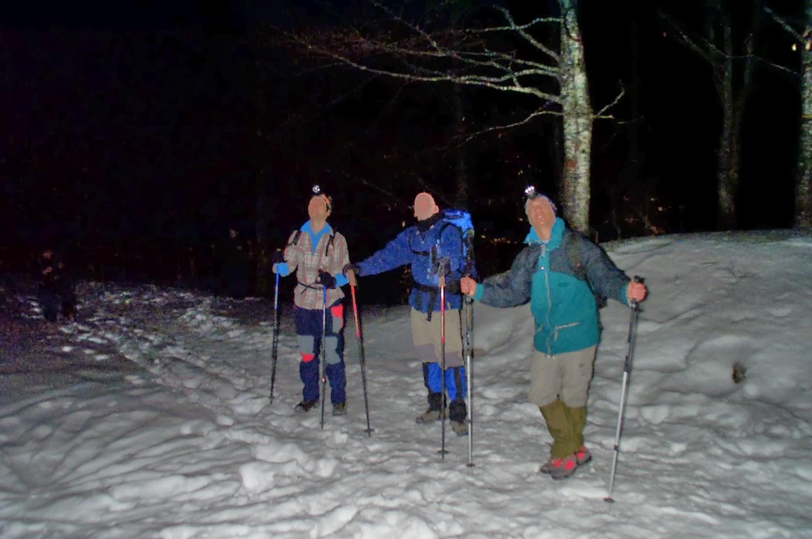 Pohod na Snežnik, Snežnik 2004 - sneznik-snegarije%2B005.jpg