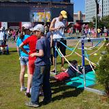 Международный олимпийский день в Минске 6 июня 2015 г. Фото Вячеслава Патыша)