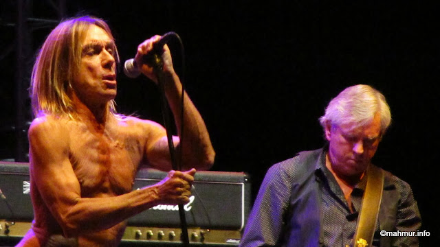 Iggy and The Stooges @ Tuborg GreenFest Peninsula