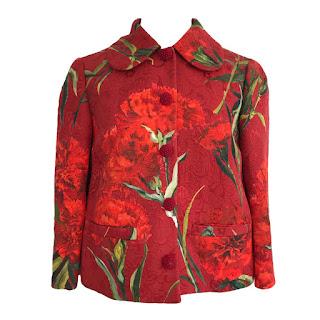 Dolce & Gabbana Floral Jacket