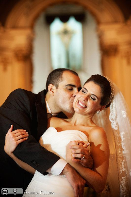 Foto de casamento 1671 de Juliana e Rafael. Marcações: 16/07/2010, Casamento Juliana e Rafael, Rio de Janeiro.