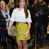 WWW.ENTSIMAGES.COM -   Louisa Lytton  arriving    at Dance Til Dawn - press night   Aldwych Theatre, London November 3rd 2014Strictly Come Dancing duo Flavia Cacace-Mistry and Vincent Simone  bring their new show inspired by the Golden Age of Hollywood to the West End for a limited ten week run.                                                    Photo Mobis Photos/OIC 0203 174 1069